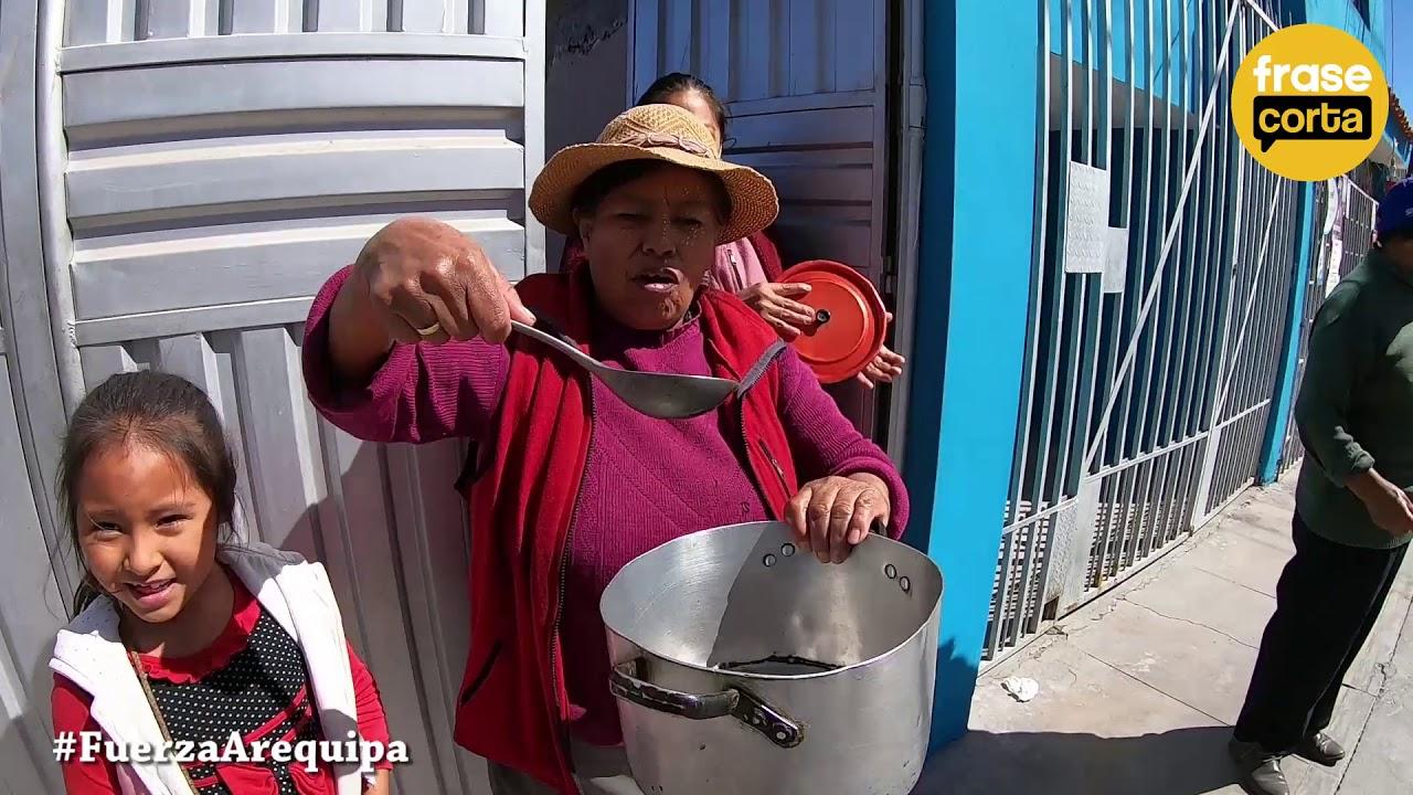 Cacerolazo en Arequipa