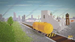 Bun venit în oraş (Pixel Art) | Desenînd cu din I