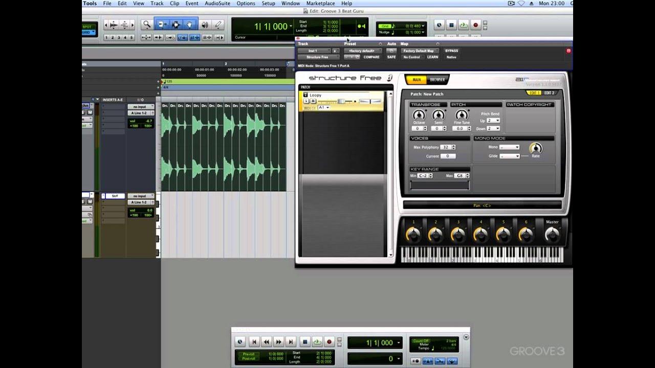 Slice & Sample (Pro Tools Beat Guru)