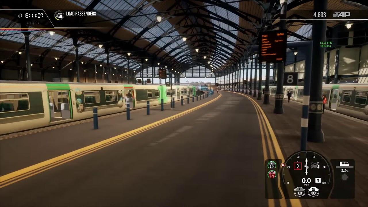 Train Sim World 2 BR Class 313 Preview