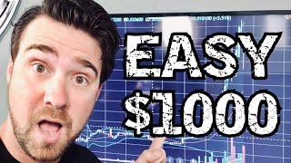 How ANYBODY Can Make $1000 In ONE DAY!