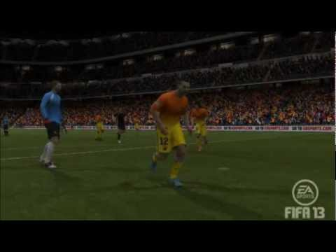 FIFA 13 GOAL - FOOTBALL ULTIMATE TEAM GOAL COMPILATION - kAnGeL88