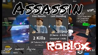 Roblox Assassin | I always win???
