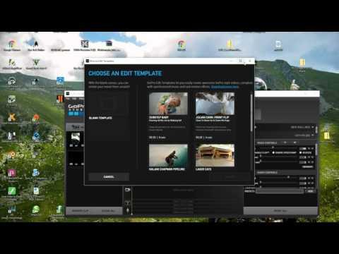 Videos bearbeiten mit Gopro Studio