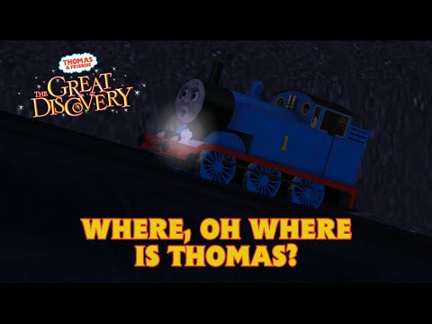 Where, Oh Where is Thomas? 🎵 | Trainz Music Video Sing-a-Long