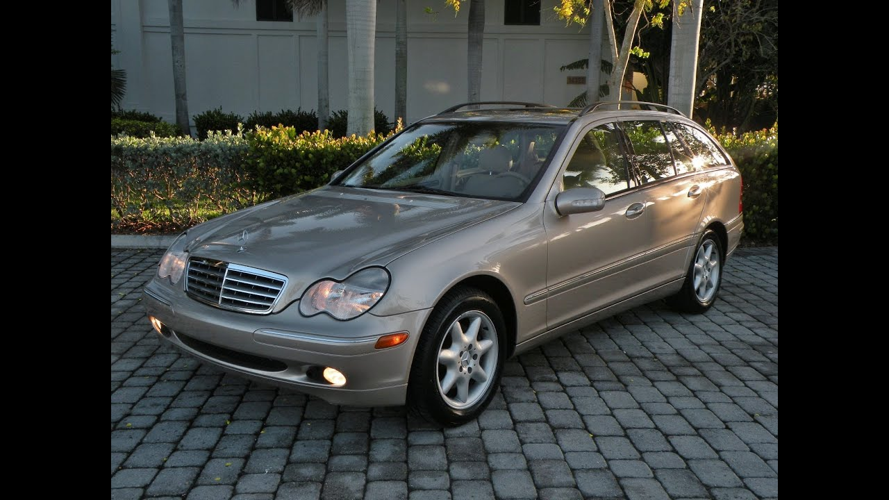 2003 mercedes benz c320 wagon for sale auto haus of fort