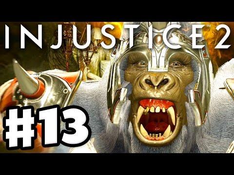 Alternate Battles - Injustice 2 - Gameplay Part 13 (Story Mode Walkthrough)