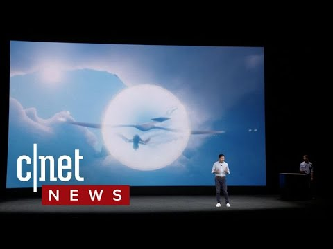 Sky is a beautiful game revealed with the Apple TV 4K (CNET News)