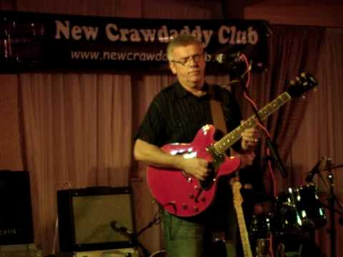 "New Crawdaddy Club - ""Every Day I Got the Blues"" - The Heaters - 3rd December 2009"