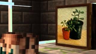 Minecraft Machinima - Scena z Zenonem