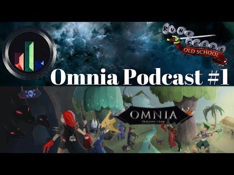 Omnia Podcast #1