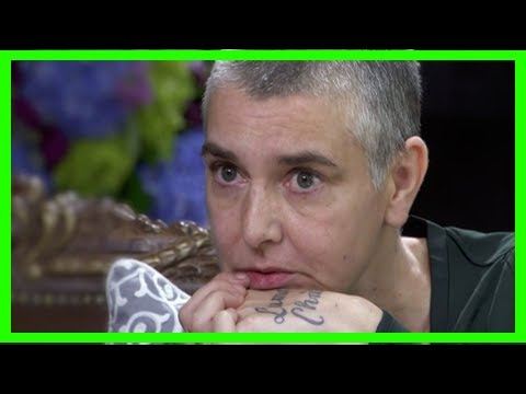 Sinead o'connor sits down with dr phil in candid interview | CNN latest news