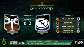 Sanduguan - The Official Filipino TI8 Broadcast #LAKADMATATAG