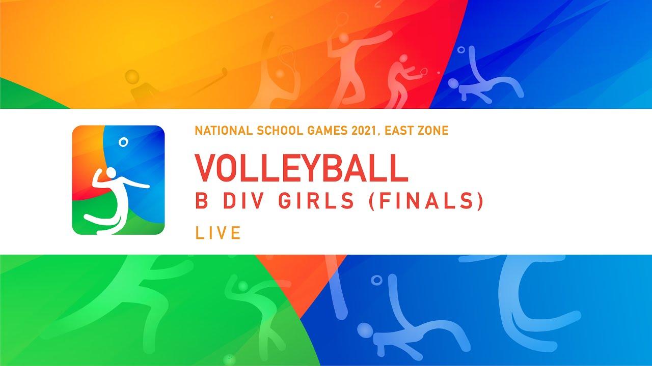 CEDAR GIRLS' SECONDARY SCHOOL v DUNMAN HIGH SCHOOL | East Zone B Div Girls Volleyball | NSG 2021