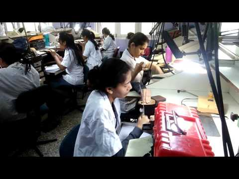 Jewellery Manufacturing Class Assignment P.V.Polytechnic SNDT Women's University Mumbai