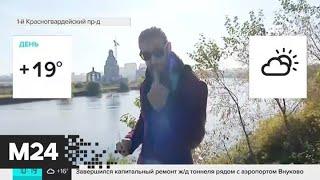 Синоптики рассказали о погоде в столичном регионе в четверг - Москва 24