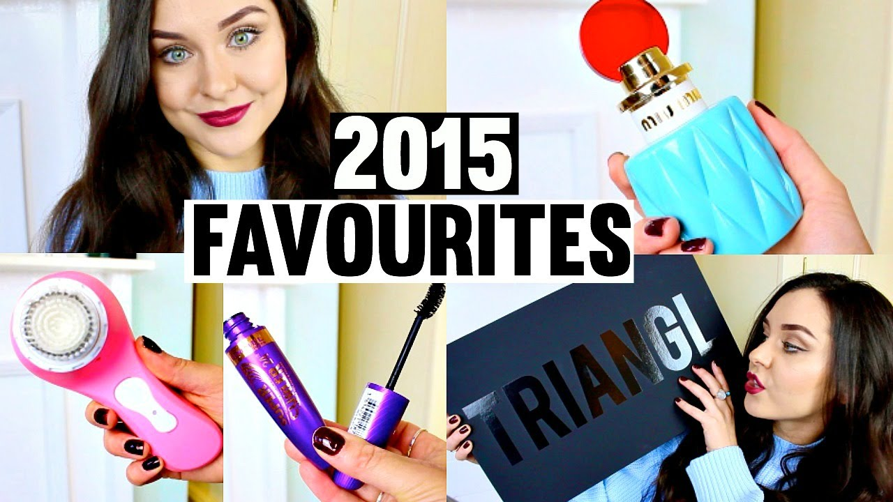 2015 Favourites ♡ Beauty, Fashion & More   KatesBeautyStation