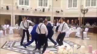 Танец жениха и его друзей ( Иван да Марья)