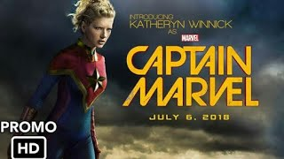 Captain marvel official trailer 2019 - leaked upcoming hollywood movies