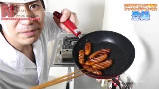 料理芸人の「なげやりランチ」黒田が作る料理は、『漫画「クッキングパパ」おにぎらず』です! 依頼人 クルスパッチ矢田 の期待に応えられる...