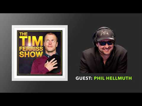 Phil Hellmuth Interview | The Tim Ferriss Show (Podcast)