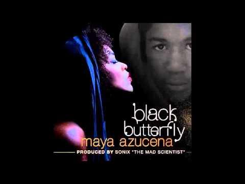 Maya Azucena - Black Butterfly