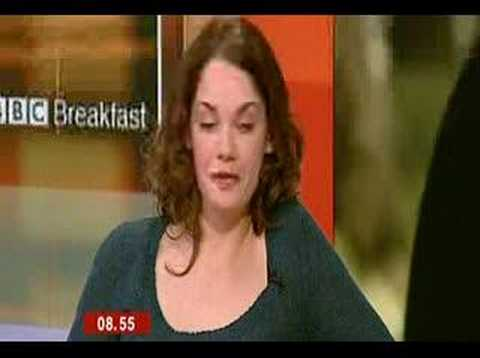 BBC Breakfast  With Ruth Wilson
