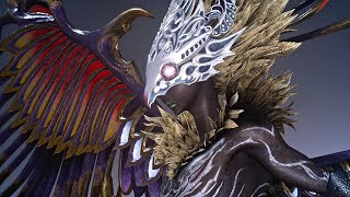 Final Fantasy XV - NEW Summon Garuda (Call of The Crosswinds) PS4 Pro