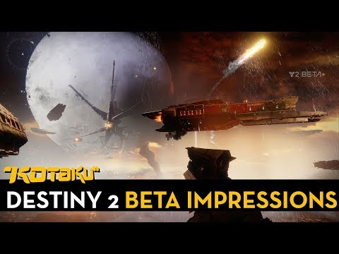 DESTINY 2 BETA: Our Impressions