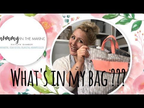 Whats in my Diaper Bag | Diaper Bag Tag 2017