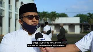 Indonesian Ahmadi Muslims mark Eid al Adha 2020