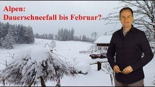 Die Schneewalze nimmt kein Ende: Jahrhundertwinter in den Alpen! (Mod.: Dominik Jung)