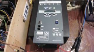 видео Контроллер заряда ECO Энергия MPPT Pro 200/60 — купить в Солнечные.RU