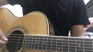 Nơi anh về (Binz) - Guitar cover by Dang Lee