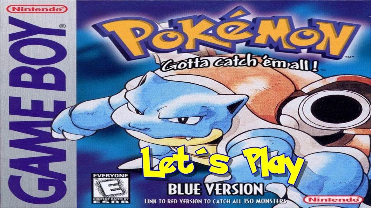 pokemon blaue edition