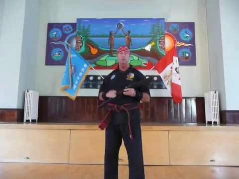 Gunstock War Club (Notini towin mistik) / Technical Movements in Okichitaw