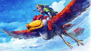 Classic Game Room - ZELDA SKYWARD SWORD review for Nintendo Wii
