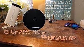 qi charging and nexus 6p