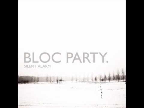Bloc Party - Banquet (Instrumental) + Lyrics