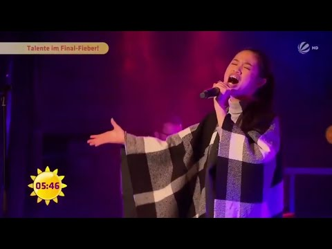 Interview Claudia Emmanuela Santoso The Voice Of Germany 2019 And Finalists (Private/Mini Concert)