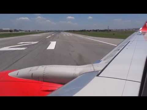 ไทยไลออนแอร์ thai lion air Take off donmuang airport