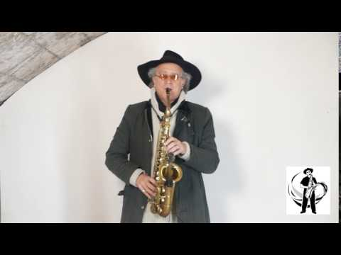 How to play The Can-Can on the alto sax