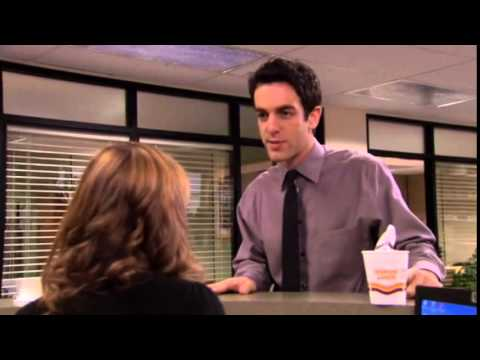 The Office S05E08 - Frame Toby - video dailymotion