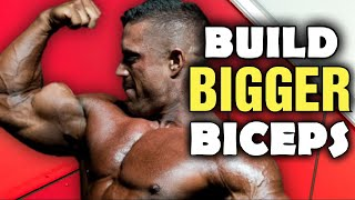 Best and Worst Exercises To Build Bigger Biceps