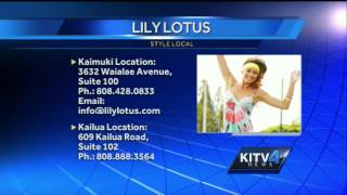 Style Local with Lulu Lotus