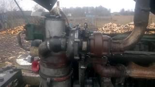 видео Турбокомпресоры ТКР на трактора и комбайны