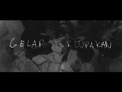 Kingkong Milkshake - Gelap Terlupakan (Official Lyric Video)
