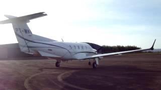 Check List  do Avião PC-12 Monomotor Turboélice Pilatus Aircraft em Patrocínio SNYO.