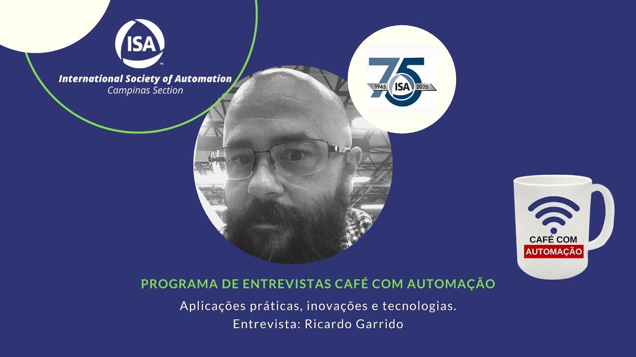Café Com Automação - Ricardo Garrido