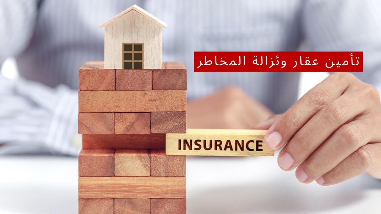 تأمين إزالة وئزالة المخاطر